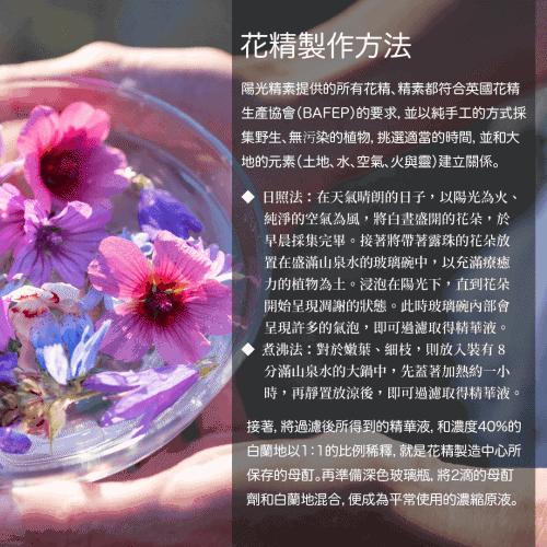 花精如何製作